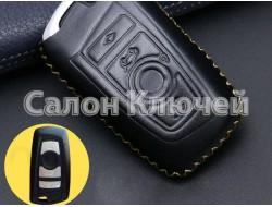 Чехол кожаный для ключа BMW