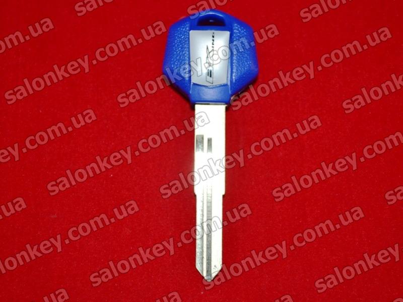 Ключ для мотоцикла Bike синий