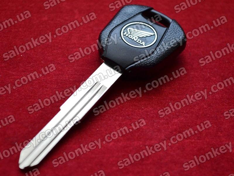 Ключ для мотоцикла Honda чёрный