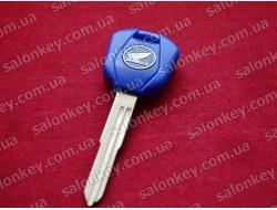 Ключ мото Honda контейнер синий
