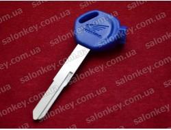 Ключ мото Honda с магнитами синий