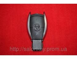Mercedes Vito, Sprinter W211, Корпус ключа 2 кн. хром Среднего качества.