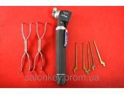 Набор инструмента KLOM с увеличением и подсветкой