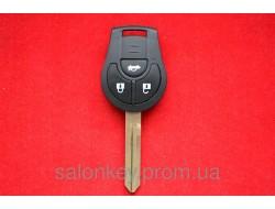 Ключ Nissan Juke note 434Mhz id46