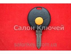 Ключ для автомобиля SMART 1 кнопка Оригинал
