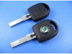 Ключ Skoda octavia, fabia, roomster, superb с чипом ID48 подготовленный