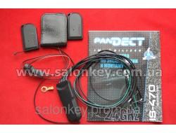 Иммобилайзер Pandora Pandect IS-470.