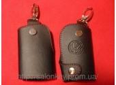 Чехол для ключа Volkswagen с логотипом