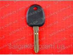 Ключ Hyundai с чипом ID46 лезвие HYN14L