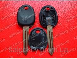 Ключ Hyundai с чипом ID46 лезвие HYN6L