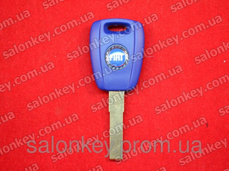Ключ Фиат с чипом ID48 лезвие SIP22
