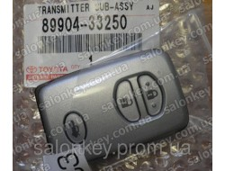 89904-33250 smart key Toyota