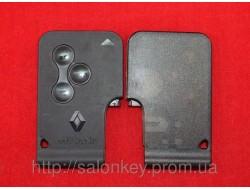 Ключ Renault Megane 3 кнопки корпус без электроники