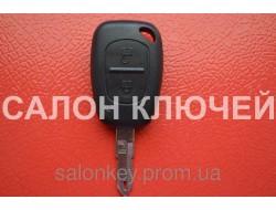 Ключ Opel Vivaro 2 кнопки ID46 433MHz
