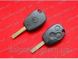 Ключ Renault 3 кнопки лезвие VA2 ID46 434Mhz