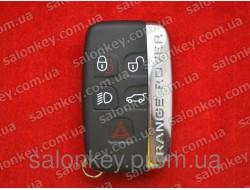 LAND ROVER ключ smart 434Mhz Hrome.
