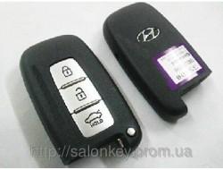 Смарт ключ Hyundai 3 кнопки 433mhz id46