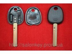 Ключ Hyundai контейнер под чип лезвие HYN20