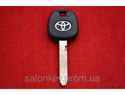 Ключ Toyota с местом под чип, лезвие ключа TOY47
