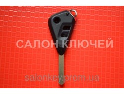 Ключ Subaru tribeca, forester, impreza, outback 2+1кн. Лезвие DAT17 вид гитара
