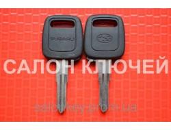 Ключ на Subaru legacy c чипом