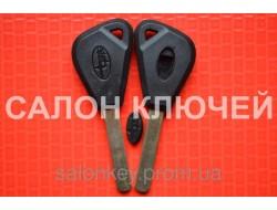 Ключ Subaru оригинал. с чипом (DAT17 ID62)