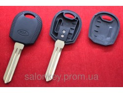 Ключ Kia c местом под чип лезвие Kia 14L оригинал