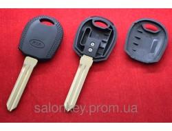 Ключ Kia c местом под чип лезвие Kia 14R оригинал