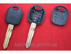 Ключ Kia c местом под чип лезвие Kia 6L оригинал