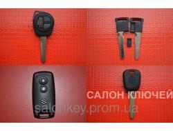 Изготовление ключа Suzuki sx4, xl7, splash, grand vitara, swift, liana