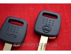 Ключ Nissan maxima micra primera almera с чипом оригинал