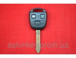 Ключ Toyota Land Cruiser 3 кнопки 433Mhz