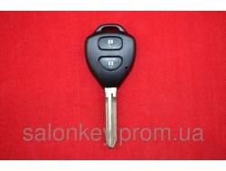 89070-28812 Ключ Toyota 2 кнопки