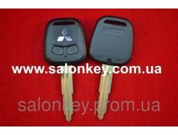 Ключ Mitsubishi evo lancer корпус ключа