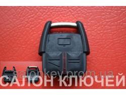 Ключ на OPEL Vectra корпус 3 кнопки, хорошего качества