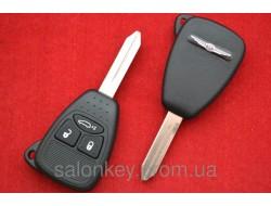 Изготовление ключа Chrysler  .