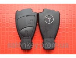 Корпус ключа Mercedes Benz малая рыба 2 кнопки