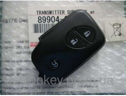 Smart key Lexus GX460