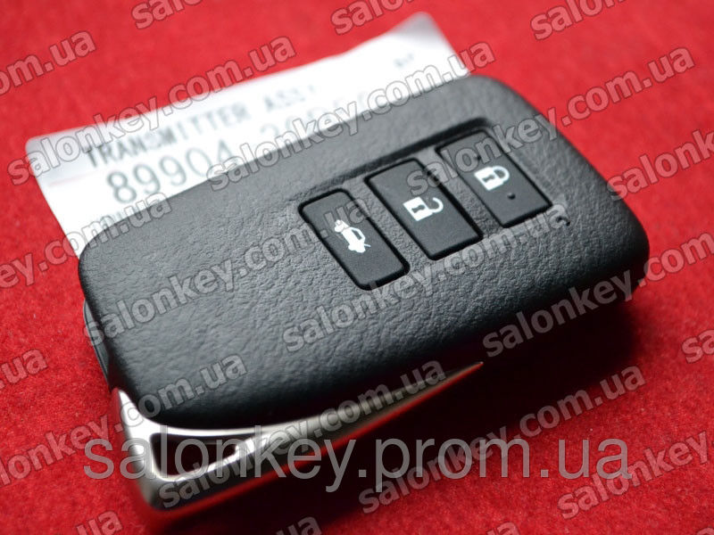8990430B50 smart key Lexus