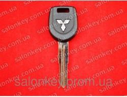 Ключ с транспондером Mitsubishi лезвие на ключе MIT11R чип ID46