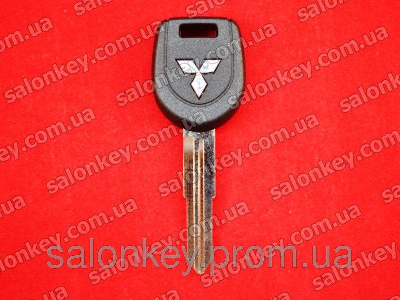 Ключ Mitsubishi с чипом id46 лезвие mit11r