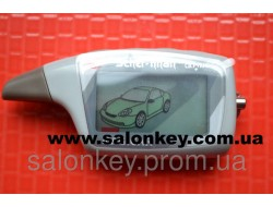 Брелок двухсторонний LCD Sher-Khan Magikar 5
