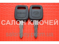Ключ Subaru tribeca, forester, impreza, outback с местом под чип. Лезвие NSN11