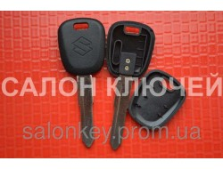 Ключ зажигания Suzuki sx4, xl7, splash, grand vitara, swift, liana с местом под чип TPX