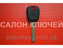 Ключ зажигания Suzuki sx4, xl7, splash, grand vitara, swift, liana с местом под чип