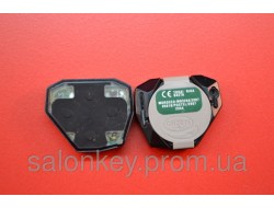 Ключ TOYOTA 3 кнопки 434Mhz с 2011г. Tokai Rika B42TA Morocco: MR3267/2007