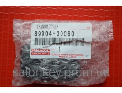 Lexus ключ smart 4 кнопки. FCC ID:HYQ14AEM. 89904-30С60