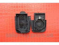Audi A3, A4, A6, A8, S6, S8, TT кнопки 2 кн нижняя часть Под батарейку 2032