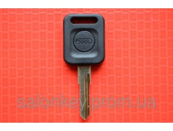 Ключ AUDI с местом под чип HU49. вид №3