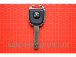 AUDI ключ с местом под чип HU66 с подсветкой. вид №5